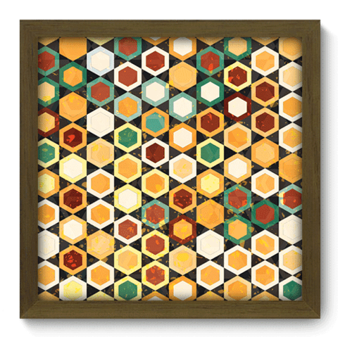 Quadro Decorativo - Abstrato - 086qdam