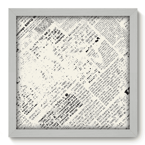 Quadro Decorativo - Abstrato - 087qdab