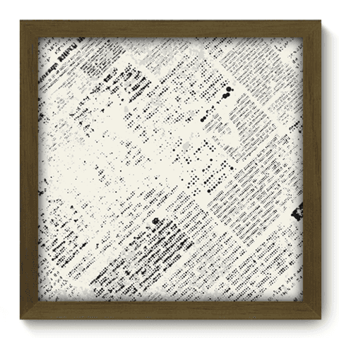 Quadro Decorativo - Abstrato - 087qdam