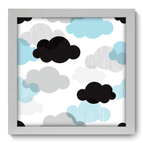 Quadro Decorativo - Estampas - 087qdbb