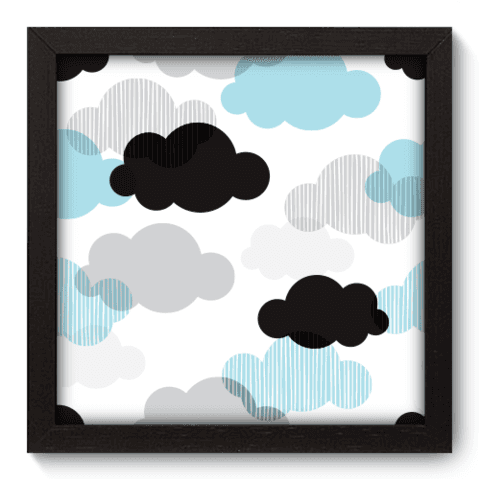 Quadro Decorativo - Estampas - 087qdbp