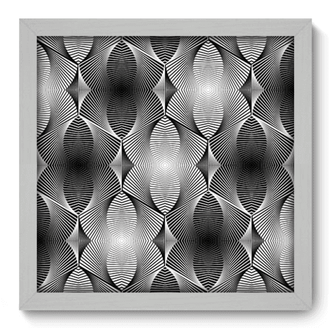 Quadro Decorativo - Abstrato - 093qdab