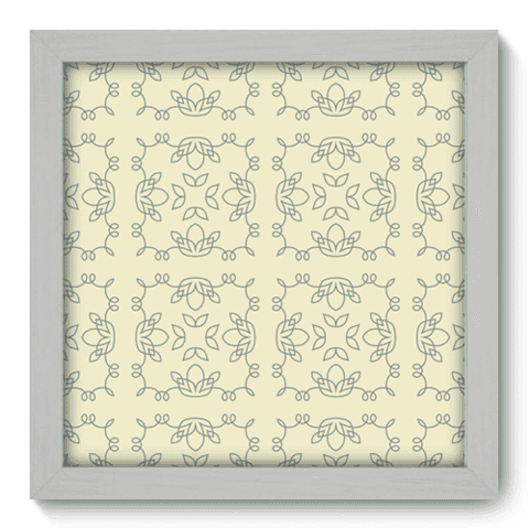 Quadro Decorativo - Estampa - 093qddb