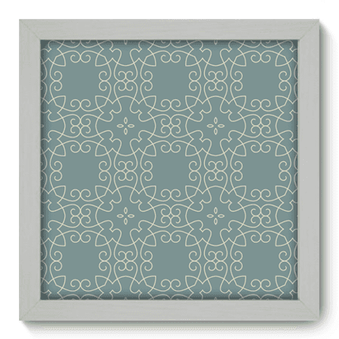 Quadro Decorativo - Estampa - 095qddb