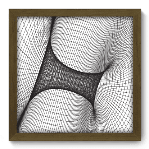 Quadro Decorativo - Abstrato - 109qdam