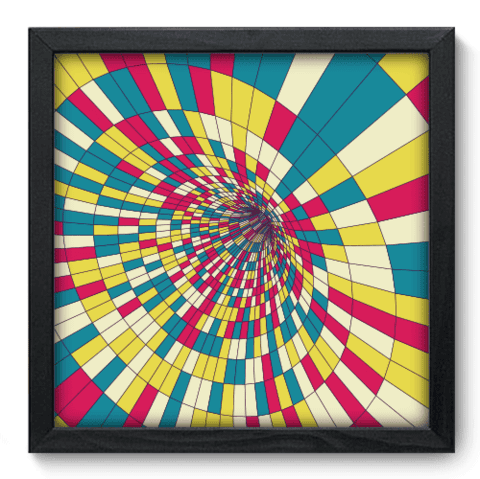 Quadro Decorativo - Abstrato - 116qdap