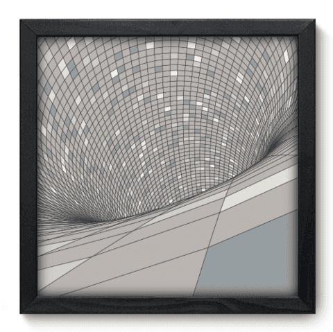 Quadro Decorativo - Abstrato - 120qdap