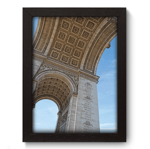 Quadro Decorativo - Arco do Triunfo - 123qdmp