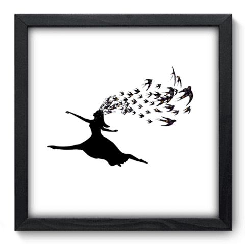 Quadro Decorativo - Fly - 125qddp