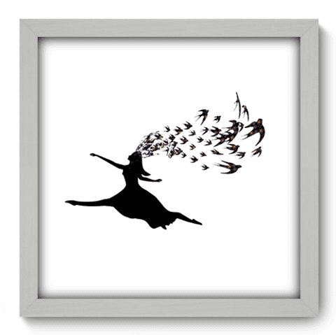 Quadro Decorativo - Fly - 125qddb