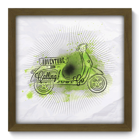 Quadro Decorativo - Adventure - 133qddm