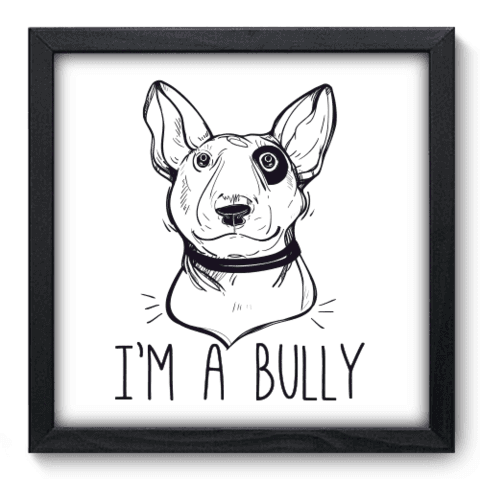 Quadro Decorativo - Bully - 135qdsp