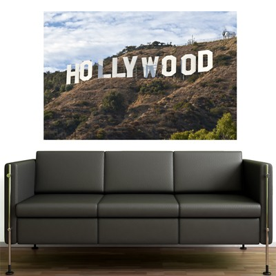 Painel Adesivo de Parede - Hollywood - 141pn