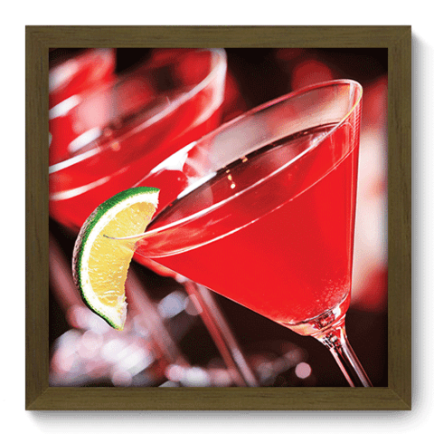 Quadro Decorativo - Drink - 142qdcm