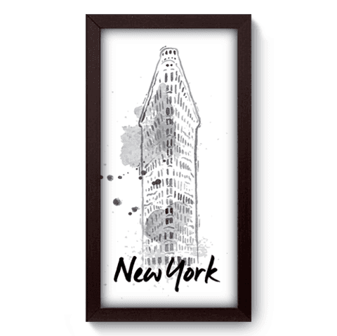 Quadro Decorativo - New York - 170qdmp