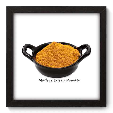Quadro Decorativo - Curry - 175qdcp