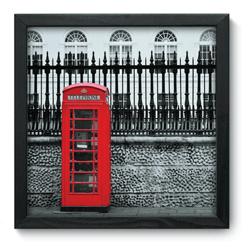 Quadro Decorativo - Londres - 181qdmp