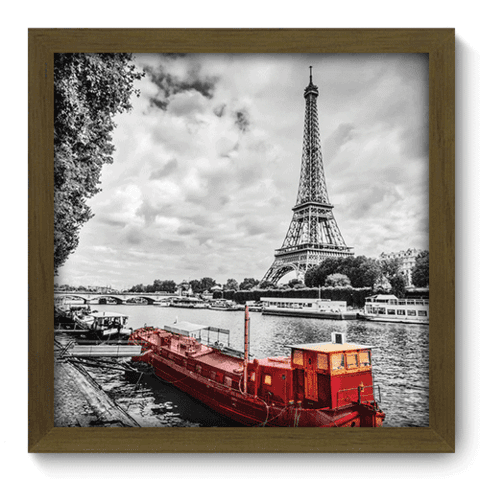 Quadro Decorativo - Paris - 187qdmm