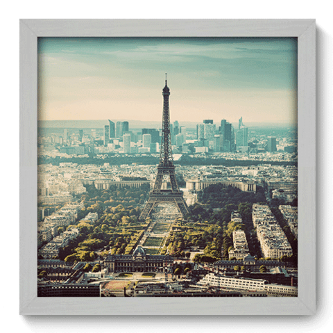Quadro Decorativo - Paris - 196qdmb