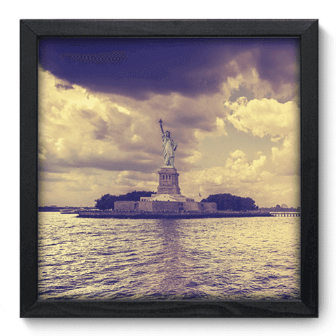 Quadro Decorativo - New York - 198qdmp