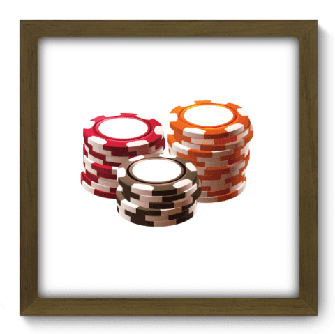 Quadro Decorativo - Poker - 207qddm