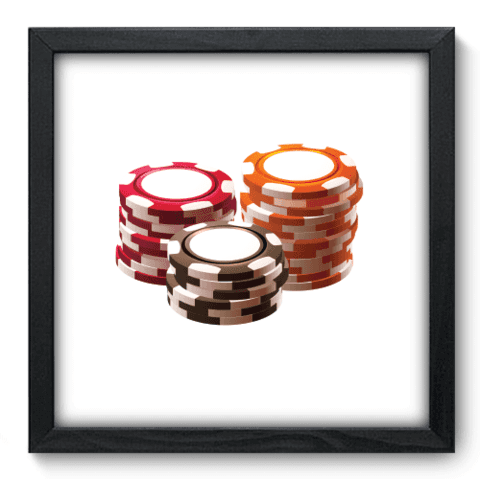 Quadro Decorativo - Poker - 207qddp
