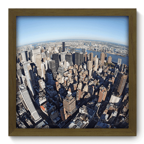 Quadro Decorativo - New York - 210qdmm