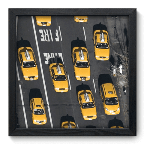 Quadro Decorativo - New York - 213qdmp