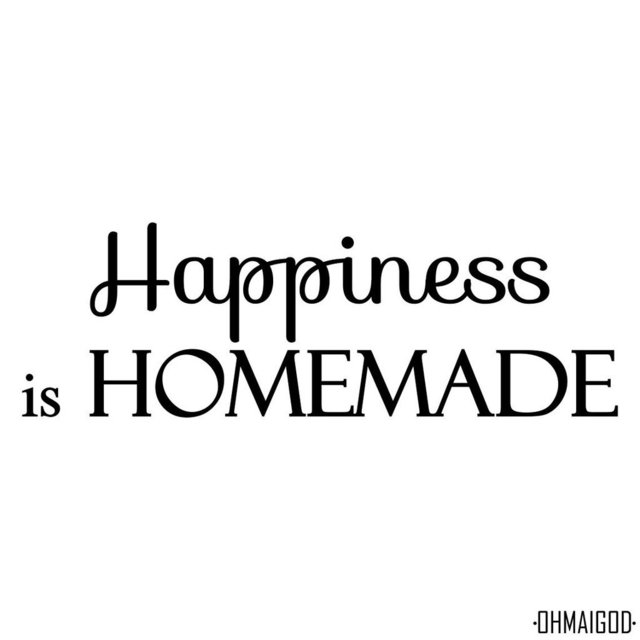 HAPPINESS IS HOMEMADE - comprar online