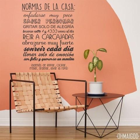 Ohmaigod for Normas de la casa decoracion