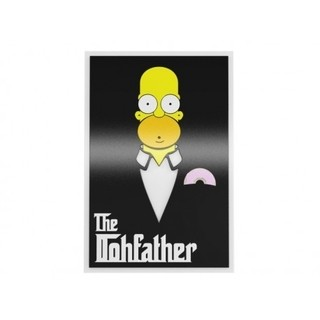 Quadro Homer - The Dohfather