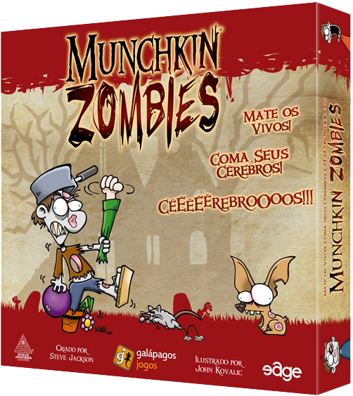 Resultado de imagem para munchkin zombies