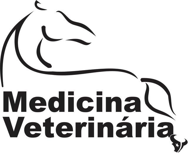 Muito Adesivo - Medicina Veterinária - Dallas Loja LA85