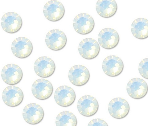 Strass Cristal Off White  - 2,8 mm