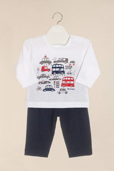 Conjunto estampado Cars en internet