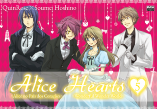Alice Hearts vol. 5