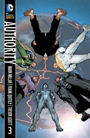 Authority Vol. 3, de Mark Millar