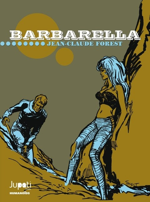 Barbarella, de Jean-Claude Forest