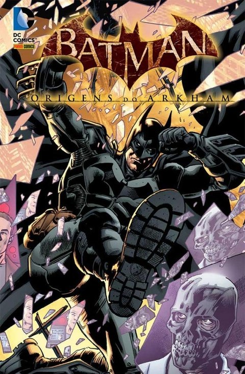 Batman: Origens do Arkhan