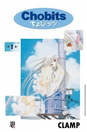 Chobits vol1, de CLAMP