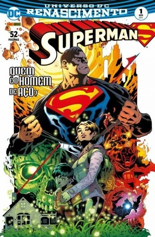 Superman Renascimento vol 1