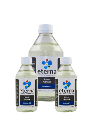 Barniz General Brillante Eterna 125 ml / 250 ml - comprar online