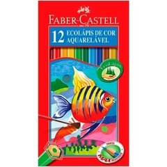 Lápices Faber Acuarelable x 12