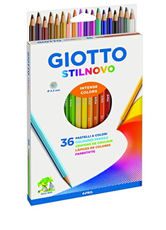Lápices Giotto Stilnovo x 36