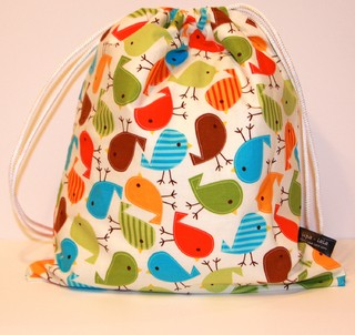 Birds Bermuda - Backpack