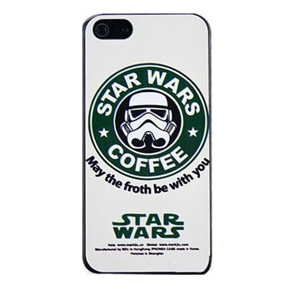 Case iPhone 6 Star Wars Coffee