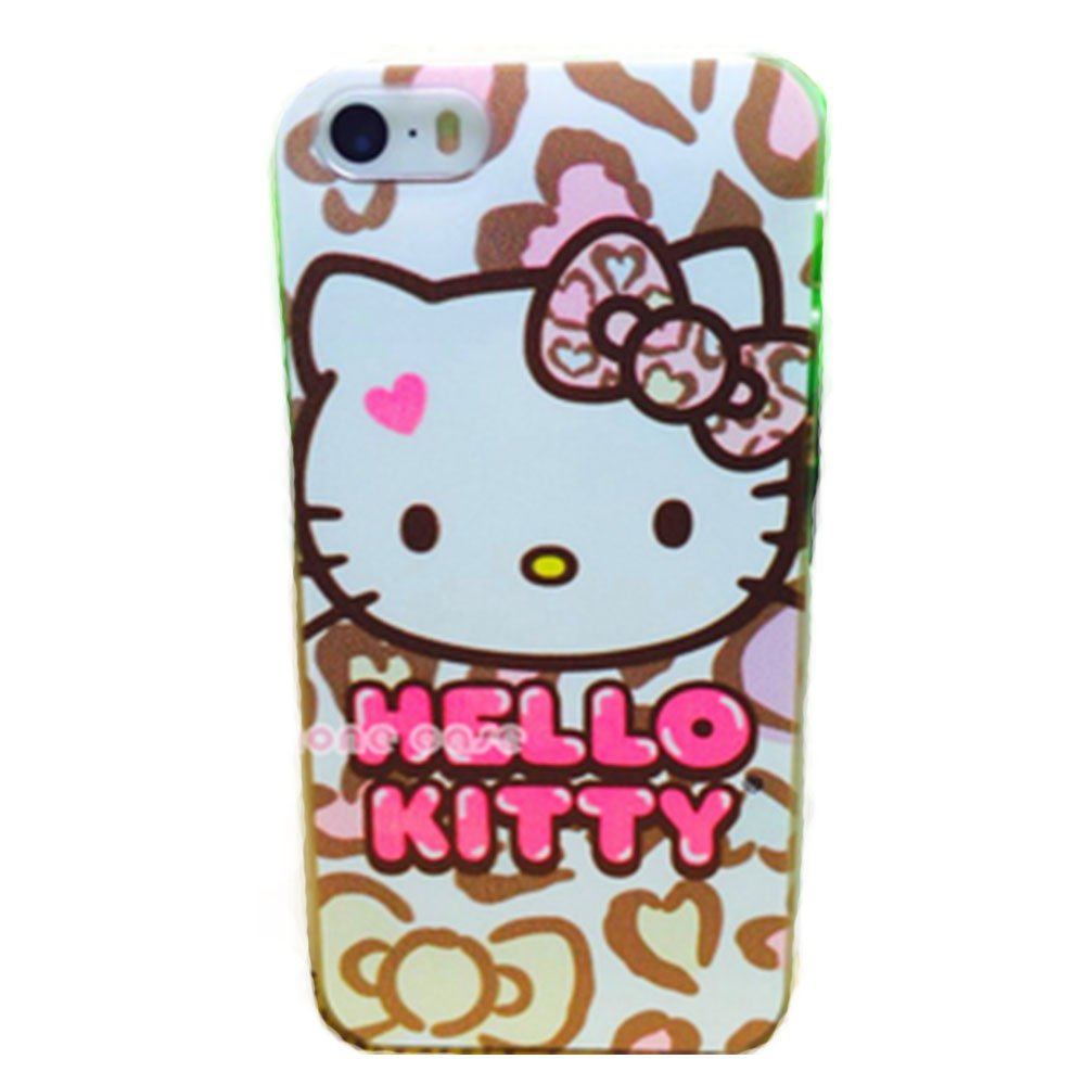 Capinha para iPhone 5 ou 5S Hello Kitty