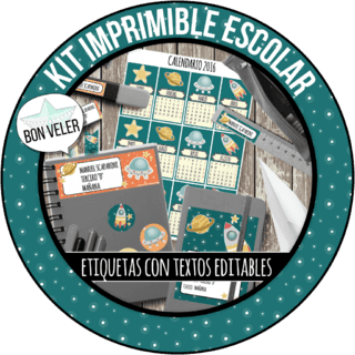 etiquetas escolares kit imprimible , xv , candy bar , printable kit , kit imprimible