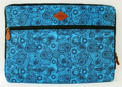 Funda Notebook Firulais Azul