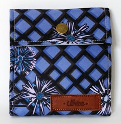 Billetera Pocket Josefa Azul